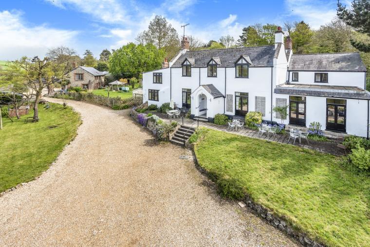 Stonebarrow Manor, Dorset, Photo 9