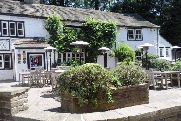 The Shibden Mill Inn is excellent