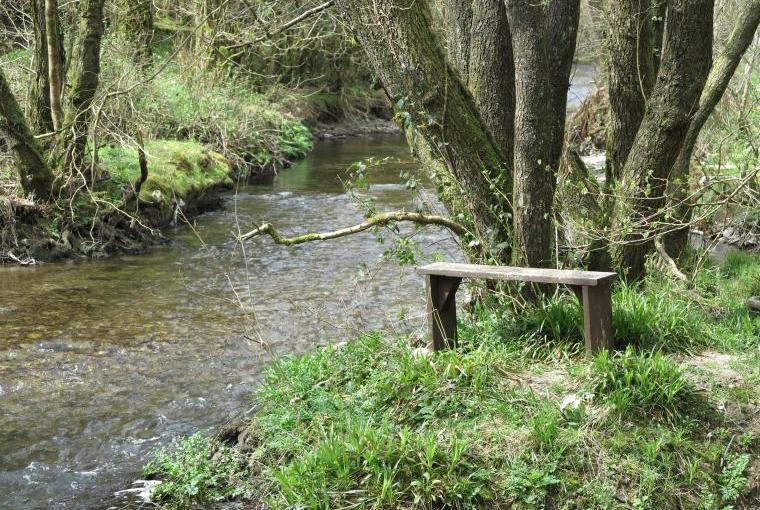 Oakmead is on the River Bray
