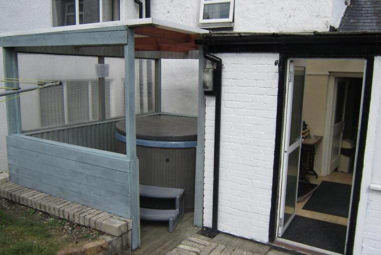 Hot Tub all weather gazebo