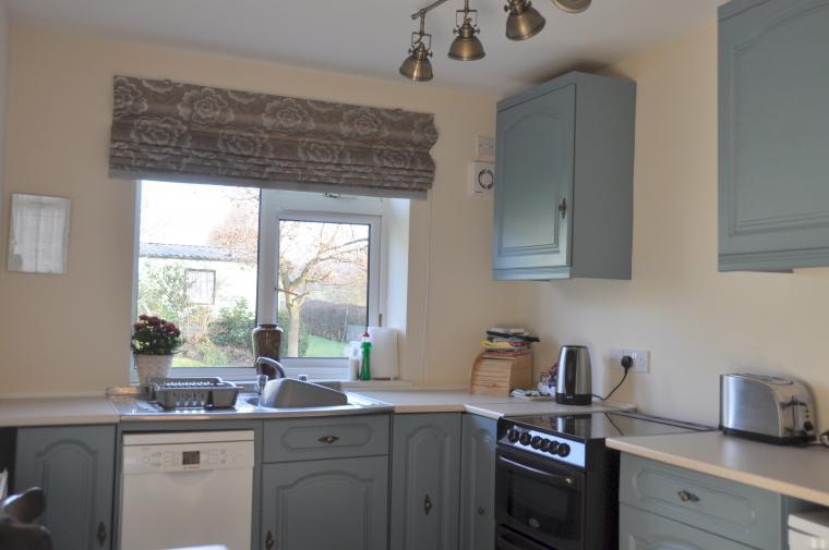 Ploughman's Cottage Kitchen