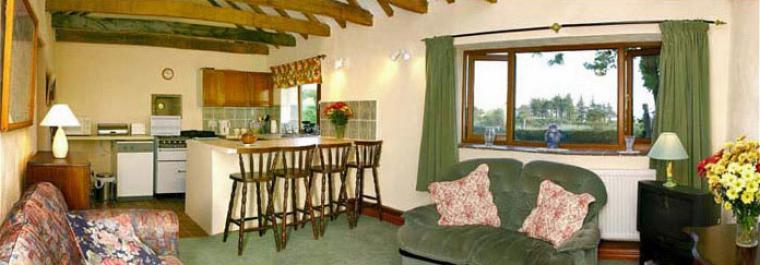 Pet-friendly self-catering cottage near wrexham wales