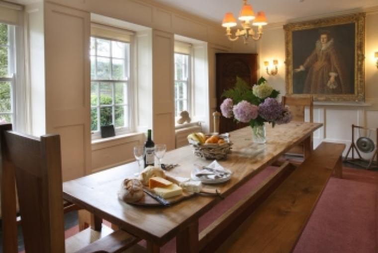 Llanfendigaid Dining Room