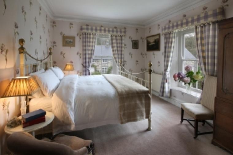Llanfendigaid Tulip Bedroom