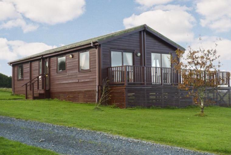 Lodge 48 near Clovelly in Devon