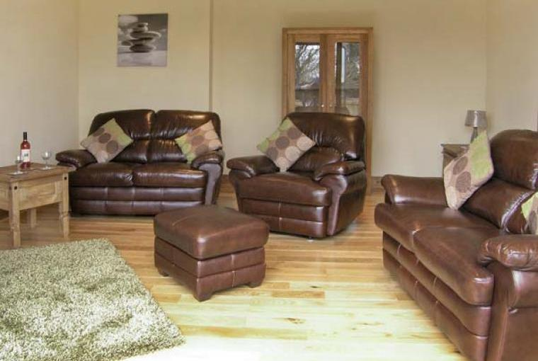 Lounge, The Granary Coastal Cottage, North Wales
