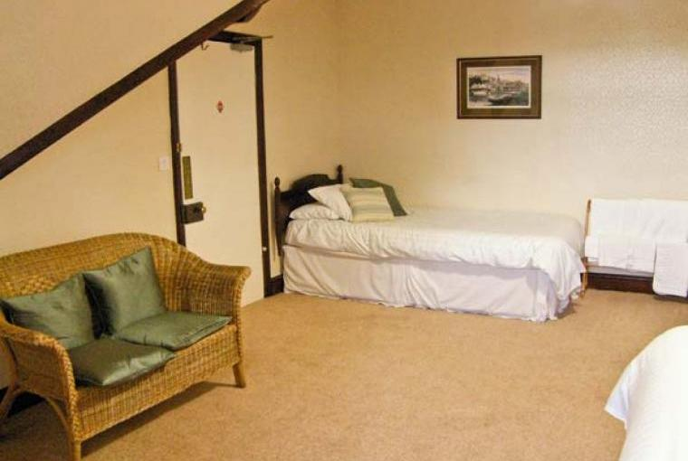 Bedroom,  Pensarn Hall Dogs-welcome Cottage, Snowdonia