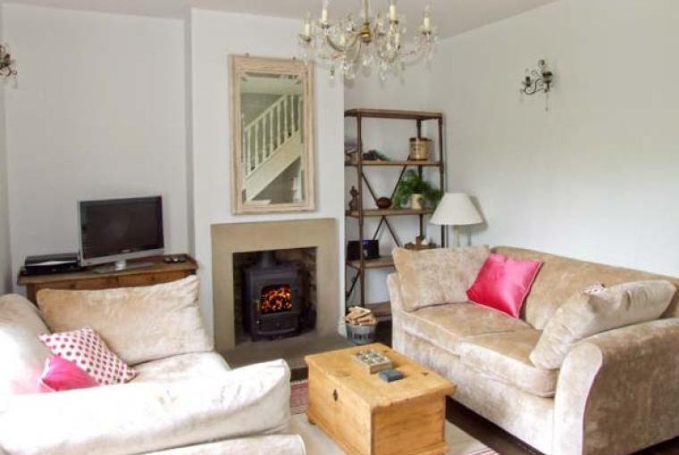 Lounge, Cornbrook House