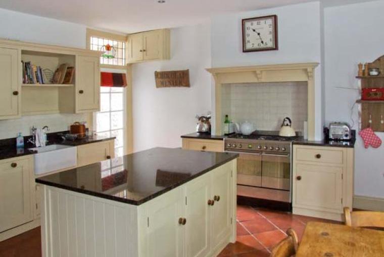 Kitchen, Cornbrook House
