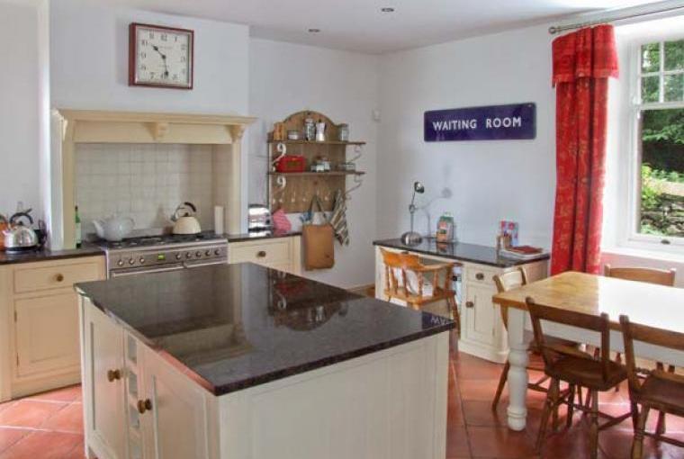 Kitchen/diner Cornbrook House