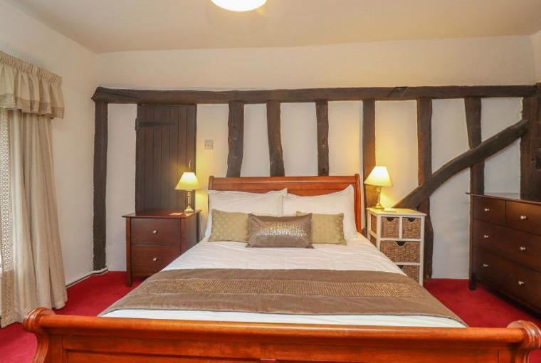 Bedroom, Shepherd Holiday Farmhouse