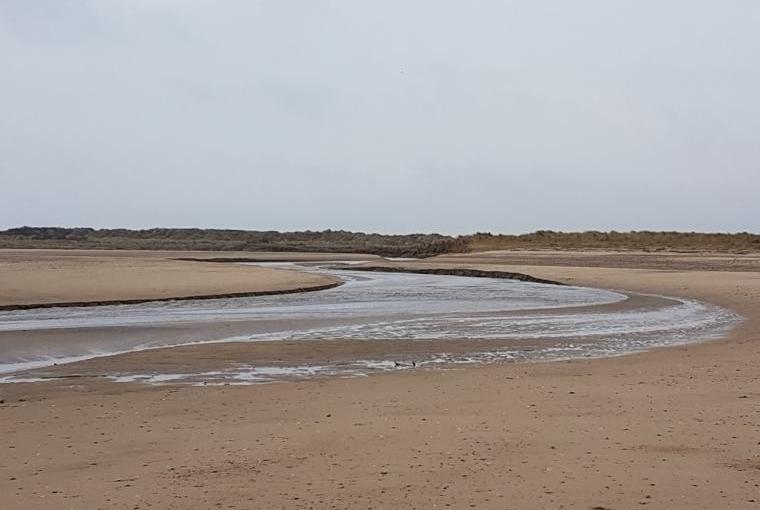 Holme beach