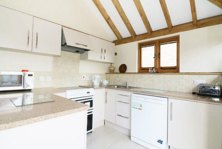 Kitchen, Hideways Barn Conversion