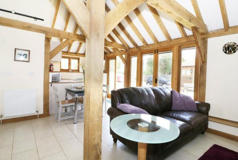 Lounge, Hideways Barn Conversion