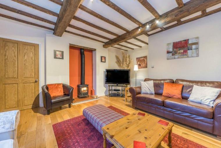 Lounge, Rowton Manor