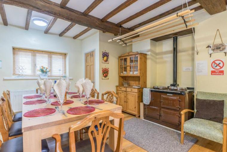 Kitchen diner, Rowton Manor