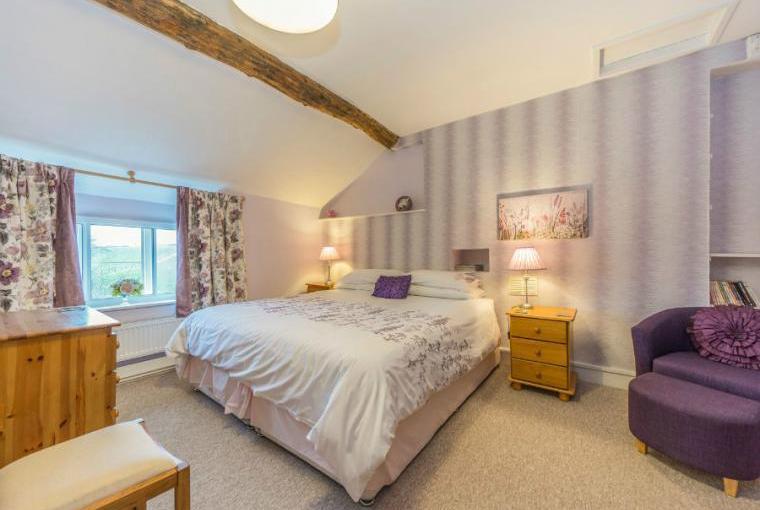 Bedroom, Rowton Manor