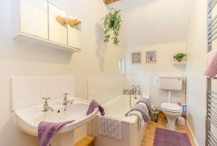 Bathroom, Rowton Manor