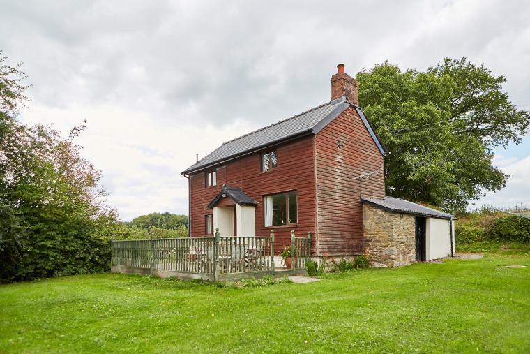 Country cottage near Kington