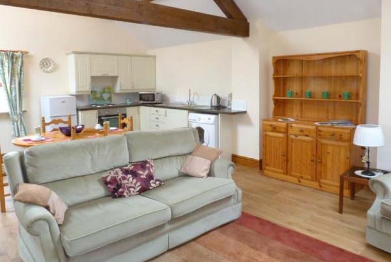 Lounge, Muncaster View, Cumbria