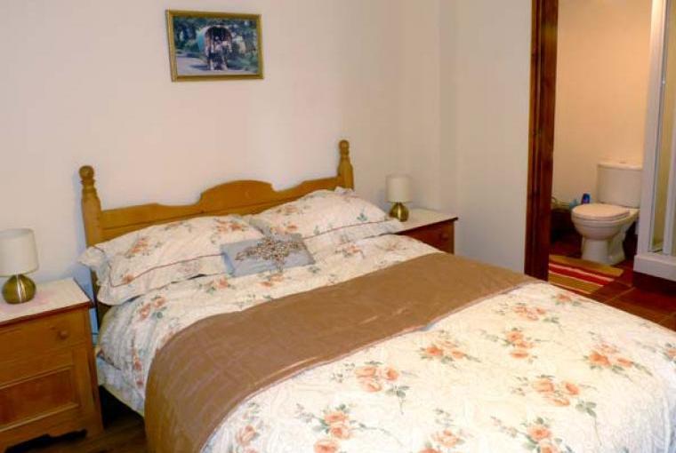 Double bedroom, Muncaster View, Cumbria