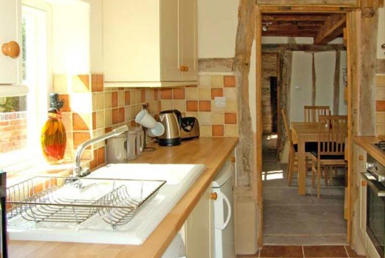 Kitchen, Point Cottage