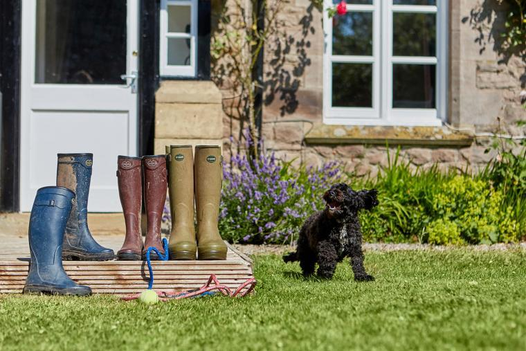 Dog-friendly holiday home