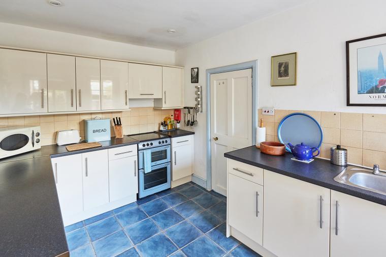 Kitchen at Gardeners Cottage