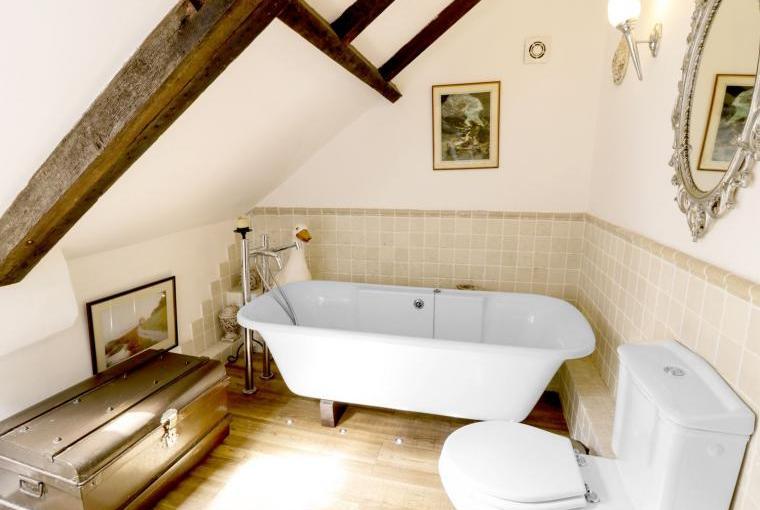 Bathroom, The Watermill, Tickhill