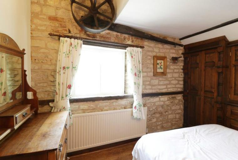Bedroom with character features,  The Watermill, Tickhill