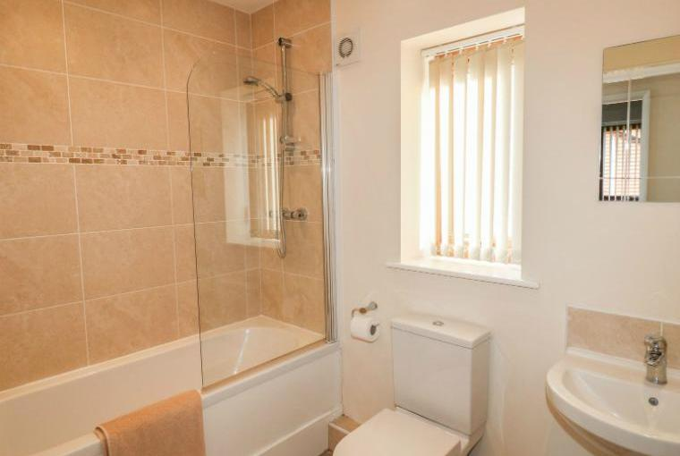 Bathroom, Birkdale Lodge
