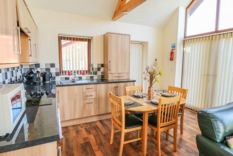 Kitchen area, Birkdale Lodge