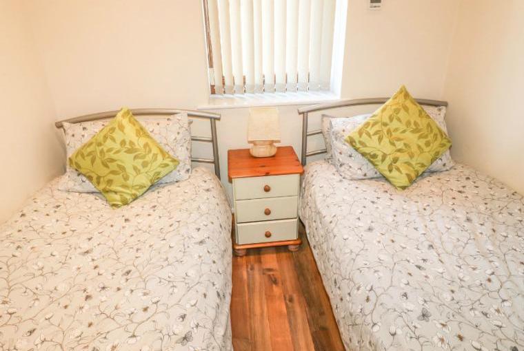 Twin bedroom,  Birkdale Lodge