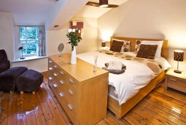 Bedroom, Settlebeck Family Cottage, Cumbria & The Lake District