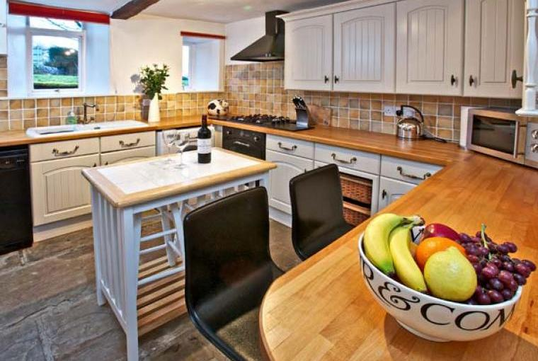 Kitchen, Settlebeck Family Cottage, Cumbria & The Lake District