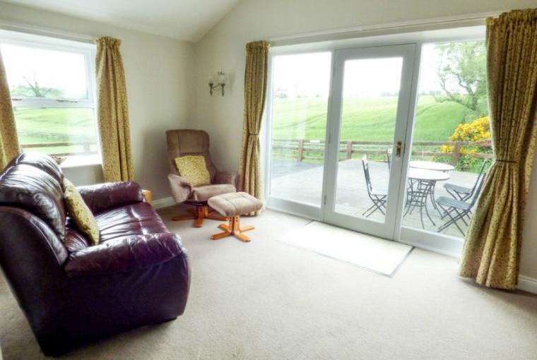 Lounge, South Byre Rural Retreat