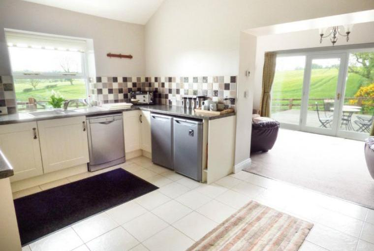 Kitchen, South Byre Rural Retreat