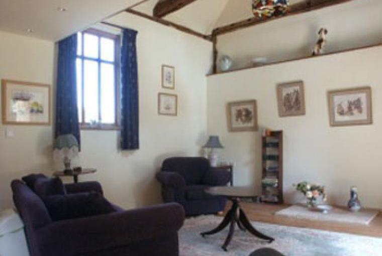 Rectory Cottage Lounge