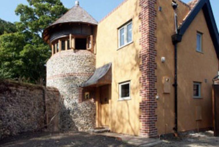 Rectory Cottage near Old Buckenham, Norfolk