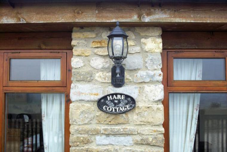 Hare Cottage for 2