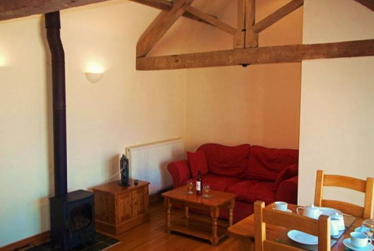 Cottage for 2 with woodburner near Bath