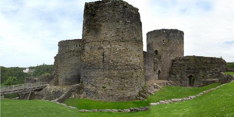 Kilgerran Castle