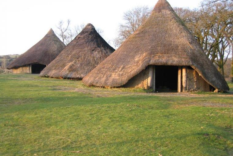 Castell Henllys Iron-Age Fort