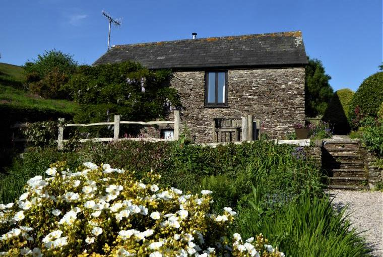 Romantic cottage for 2 in the South Hams