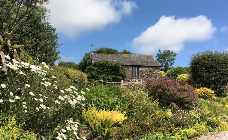 The Owlery cottage at Dittiscombe, South Devon