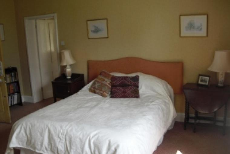 Large country house, double bedroom