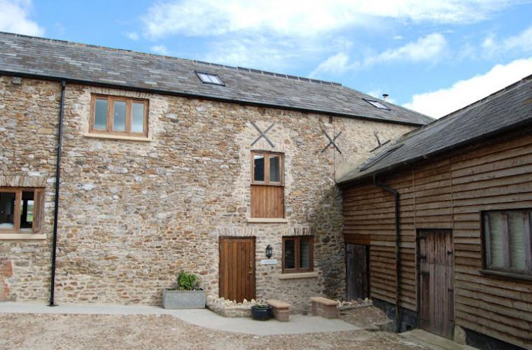 Country cottages in East Devon
