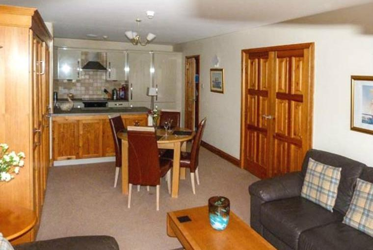 Lounge, Brathay Apartment in Ambleside