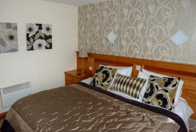 Bedroom, Brathay Apartment in Ambleside