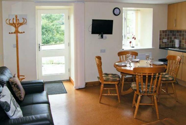 Lounge, Tegid Cottage